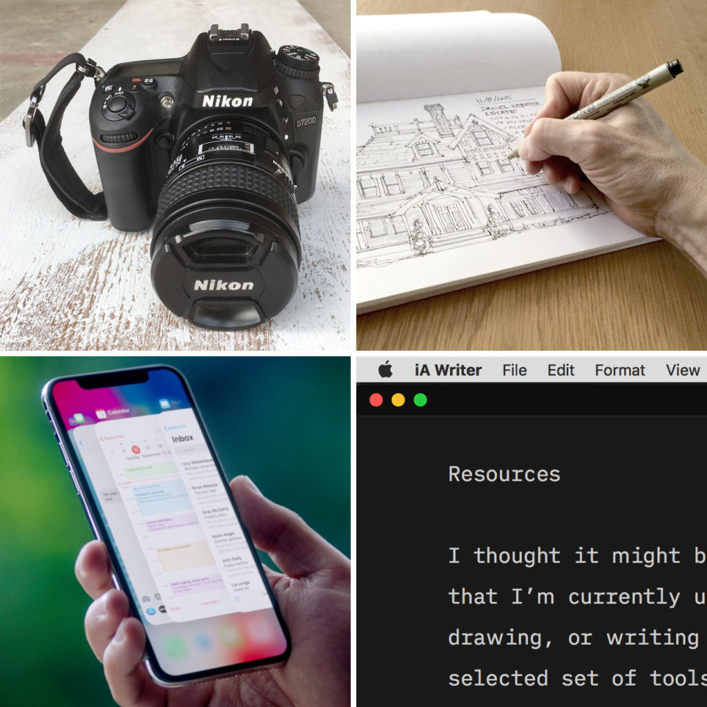 My Creative Workout - Resources