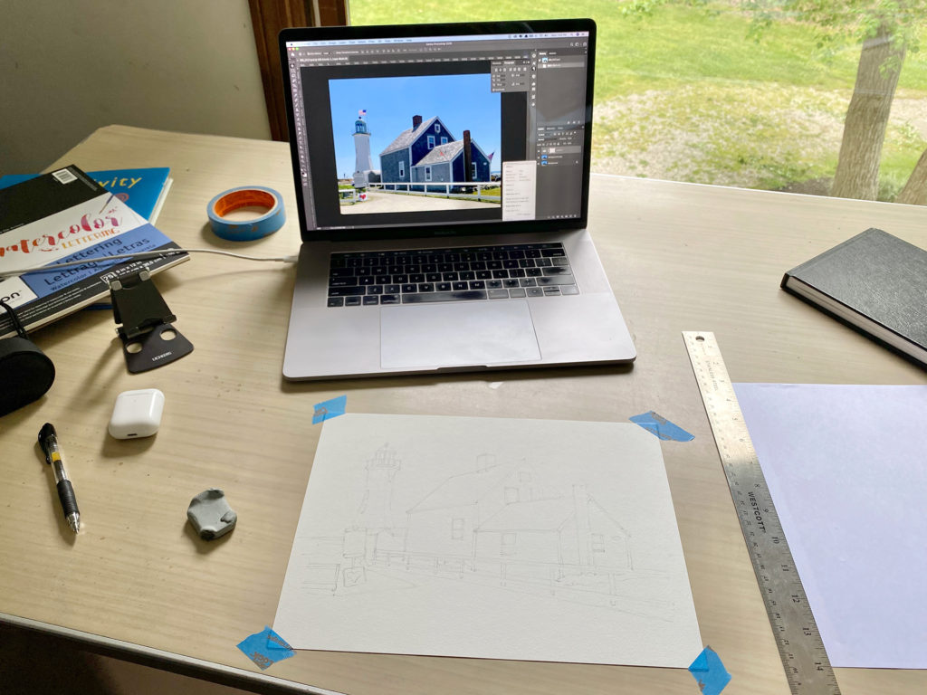 Turning Drawing into a Side Hustle (in process) - My Creative Workout